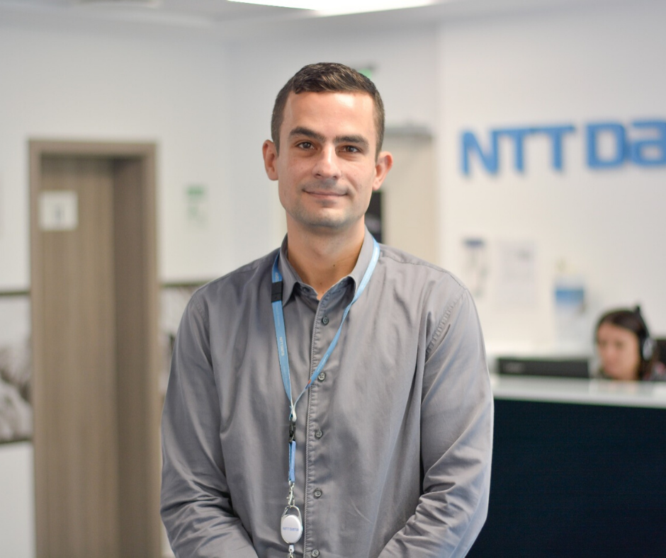 NTT DATA - Trusted Global Innovator