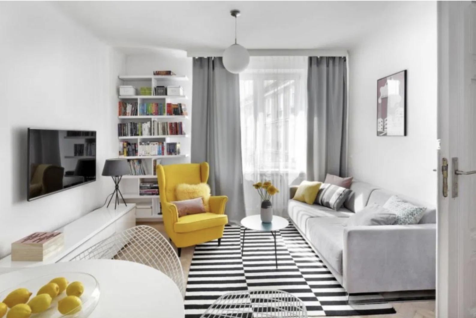 Kleine Räume - eine schöne Herausforderung bei der Einrichtung eines Hauses