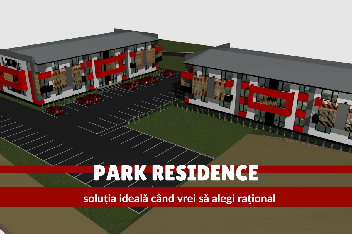 Park Residence - Life in a residential complex in Cisnădie