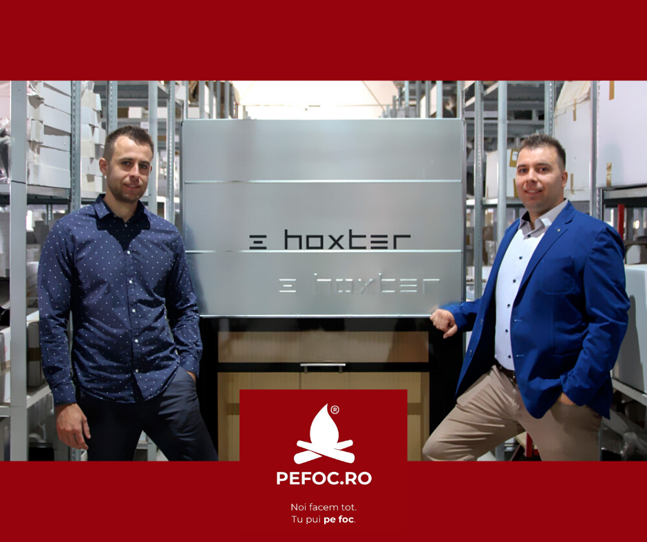 Pefoc.ro - the business that brings warmth to Romanians' homes