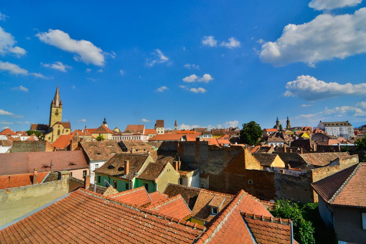 3 zone din Sibiu care au cunoscut o dezvoltare incredibilă în ultimii doi ani