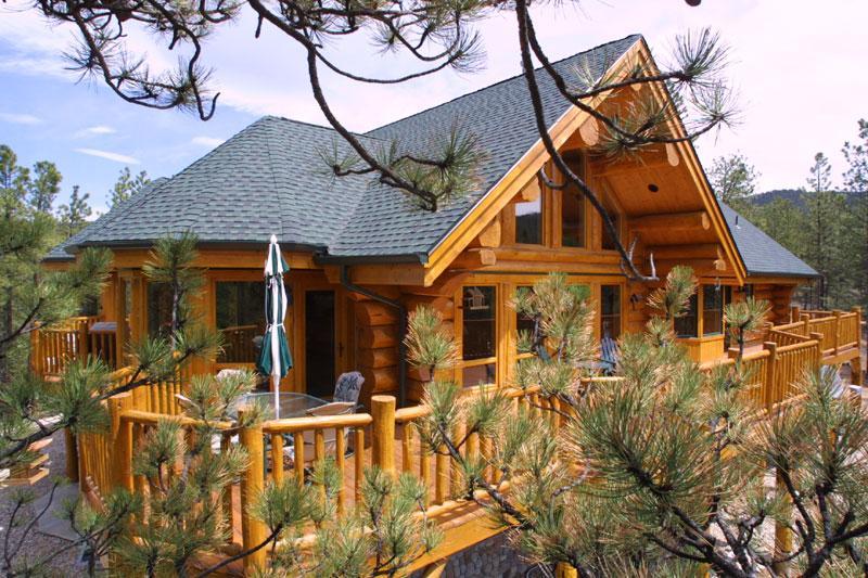 5 Gründe, warum ein Holzhaus eine gute Idee ist