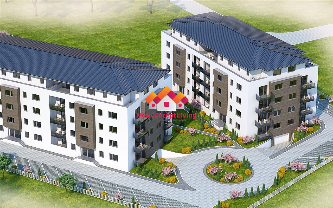Insibio - the ideal option to live in the center of Sibiu