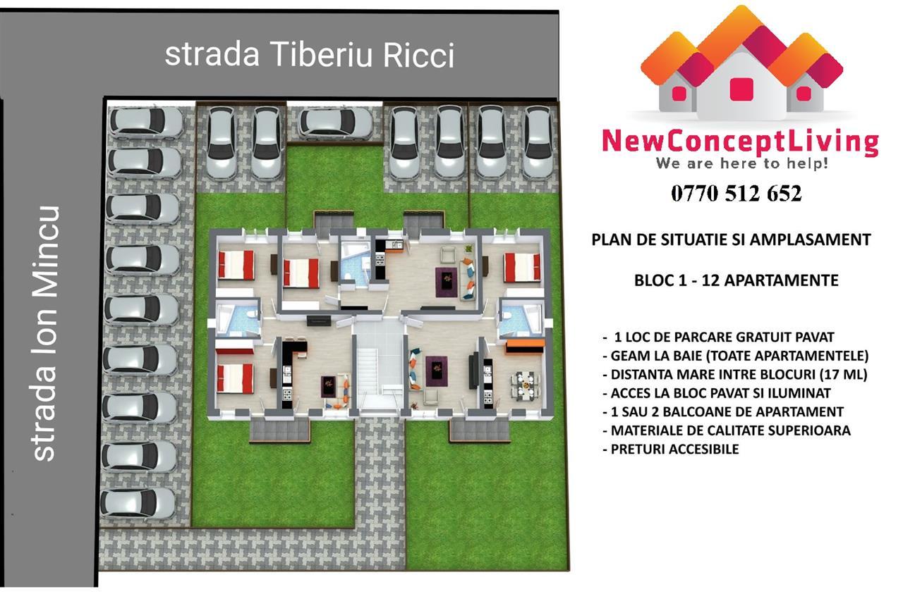 Ansamblul Rezidential SUBLIM - Imobiliare Sibiu