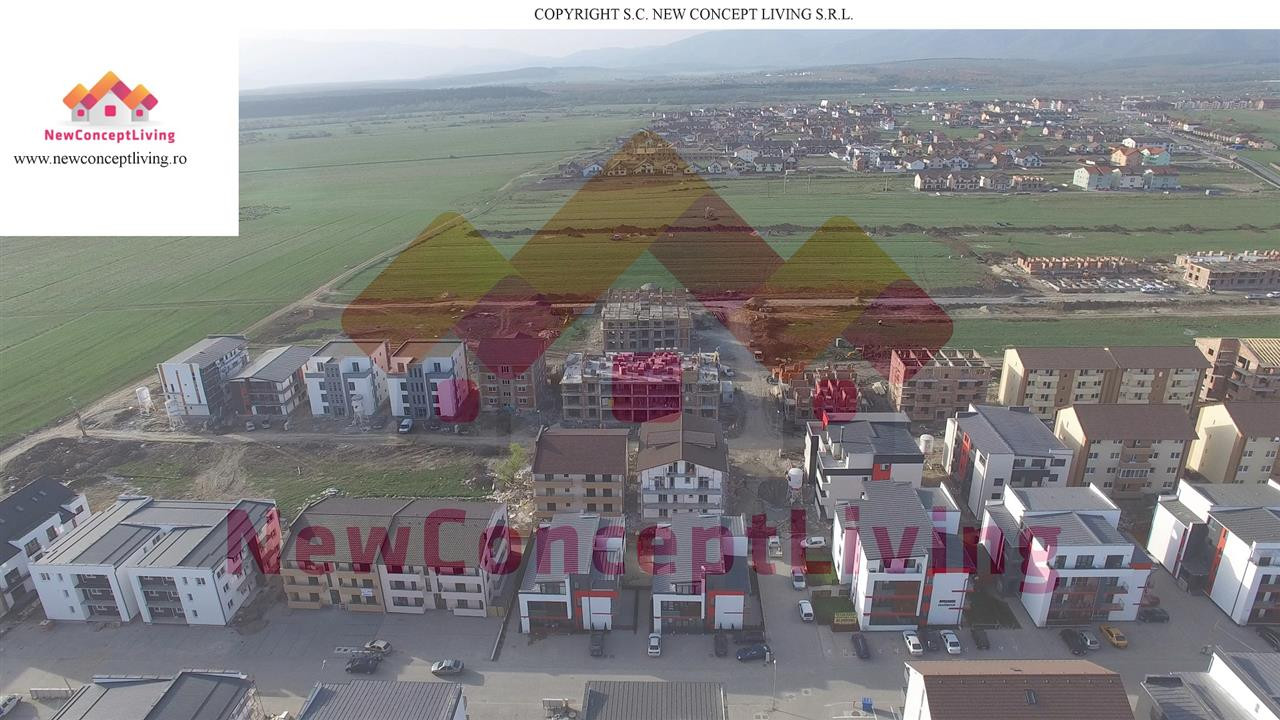 Hermannstadt III - New apartments for sale in Sibiu - Imobiliare Sibiu