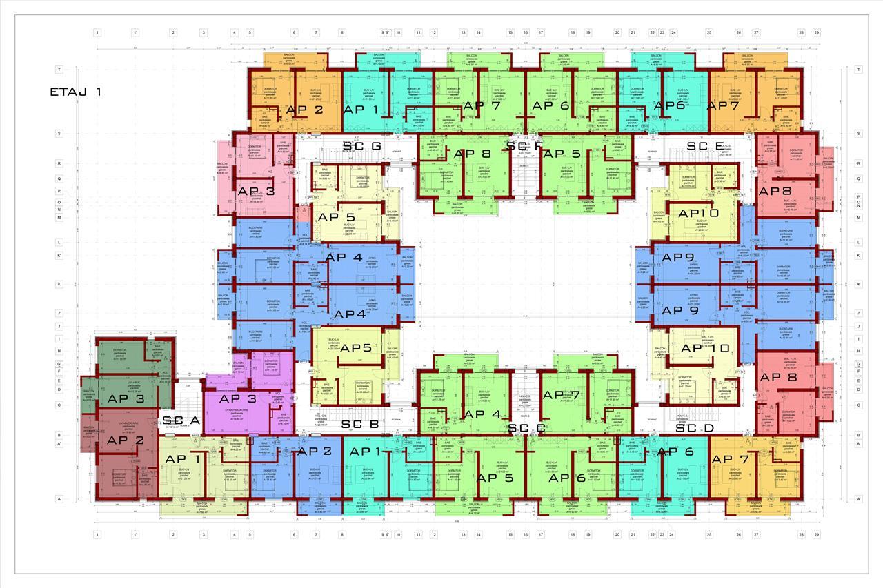 Hermannstadt III - Apartamente noi de vanzare in Sibiu