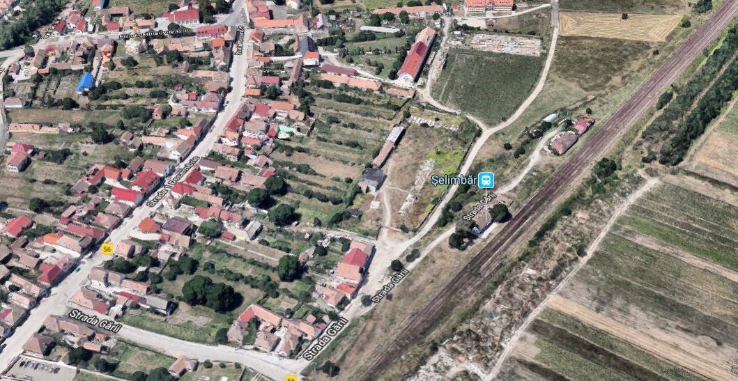 Ansamblul Rezidential de case tip Triplex - Selimbar - IMOBILIARE SIBIU