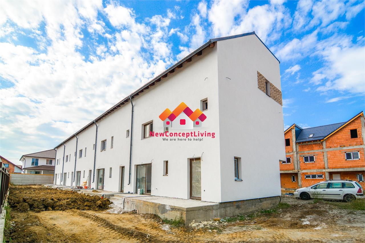 Residential apartment complex at Calea Cisnadiei Villa