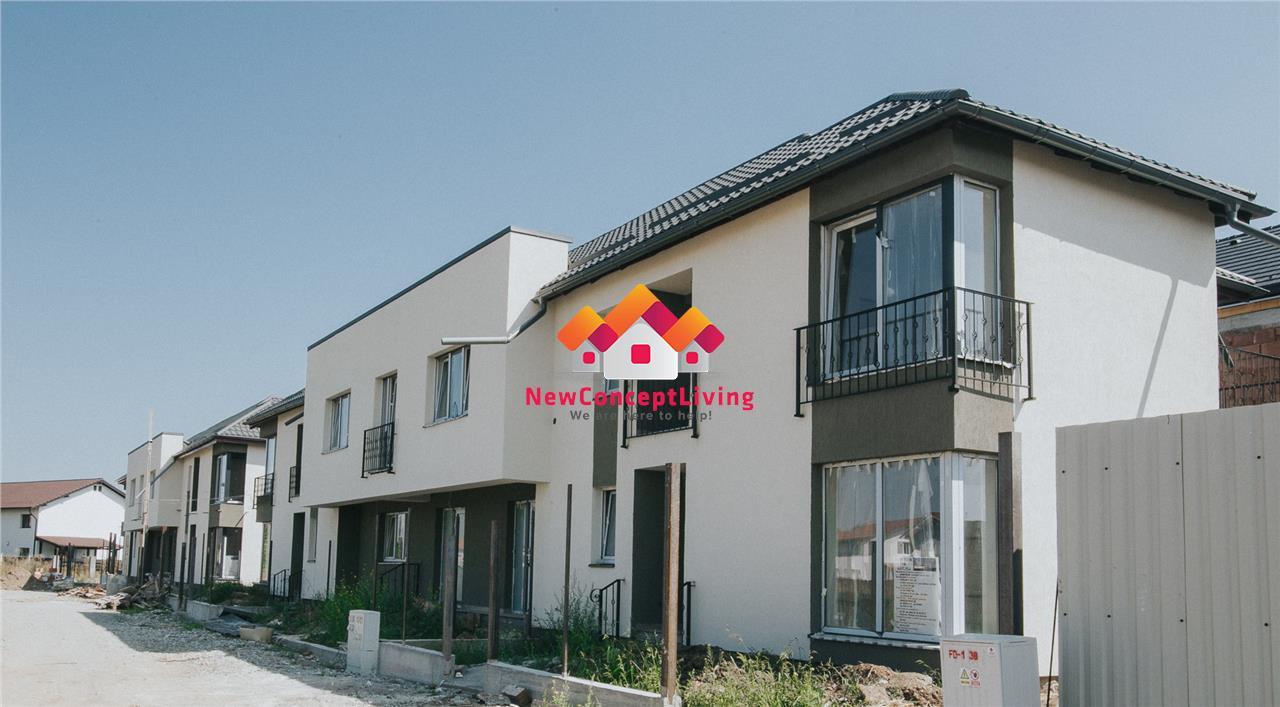 Impact House Residential Complex - Häuser Triplex Selimbar - SIBIU IMMOBILIEN