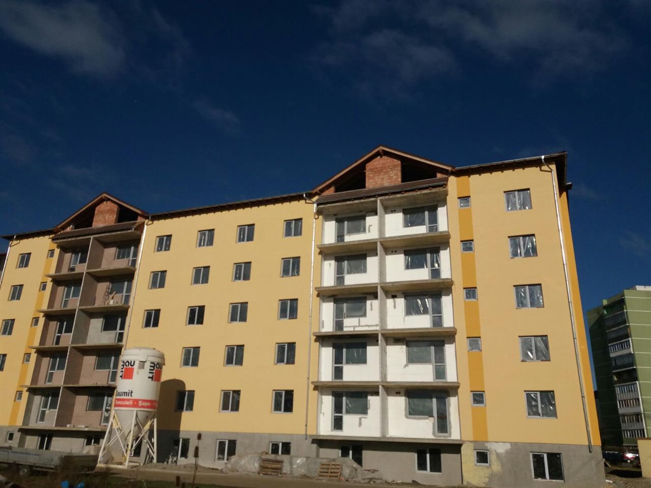 Ansamblul Rezidential Piata Rahovei - Imobiliare Sibiu
