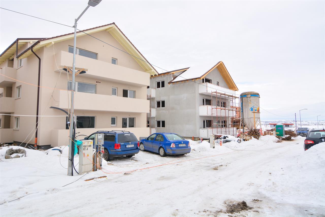 Ansamblul Rezidential Alpha Ville -IMOBILIARE SIBIU