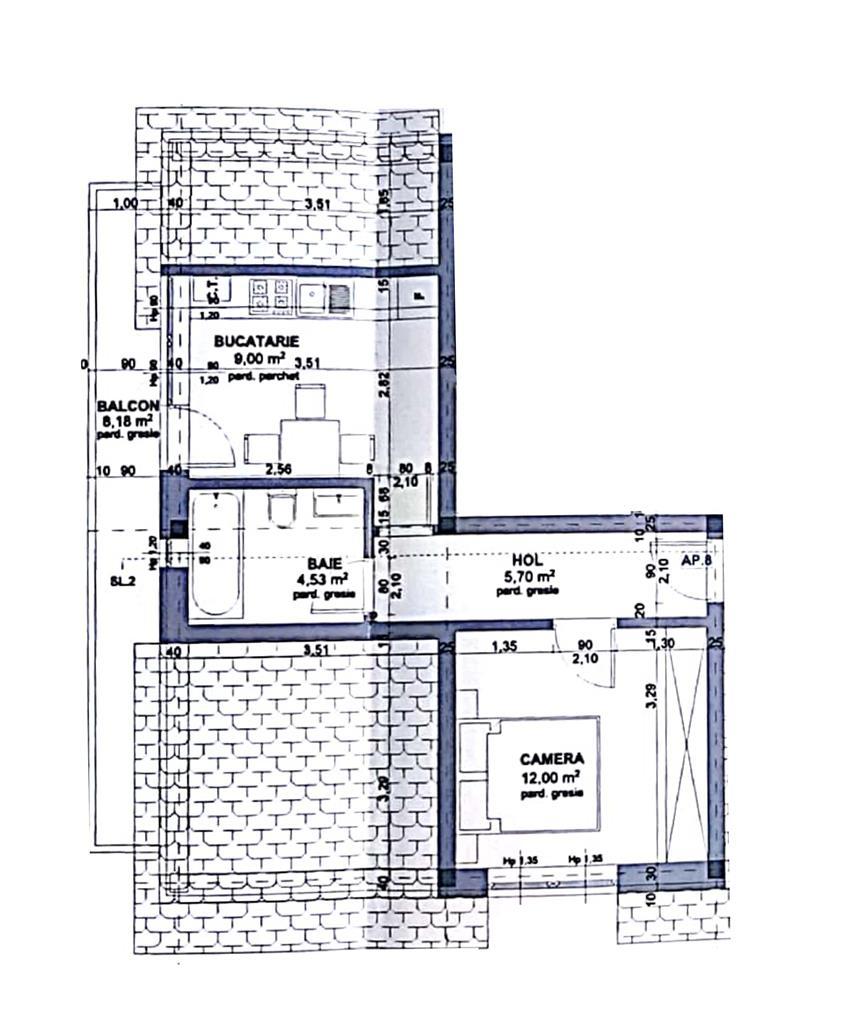 Residential Complex Alpha Ville -IMIBILIARE SIBIU