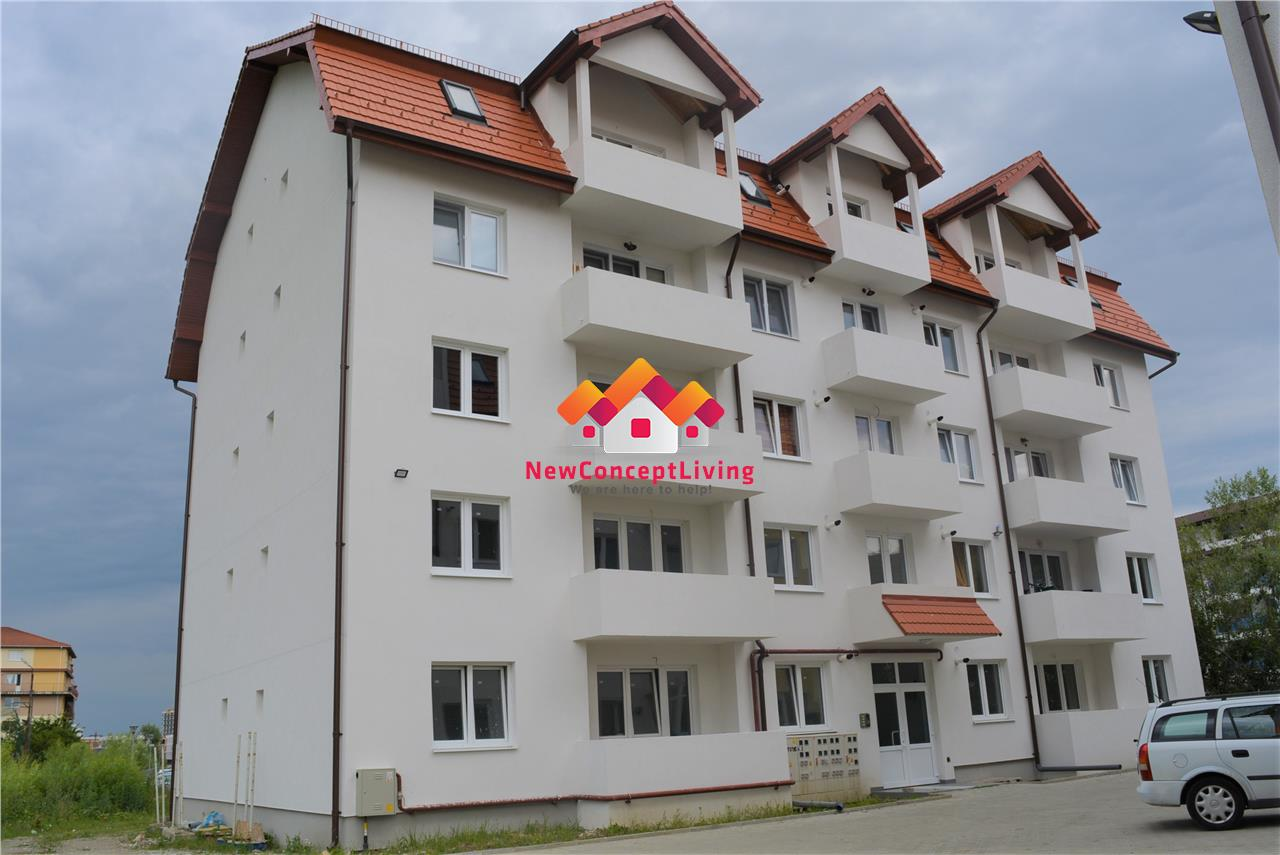 Residential Building Rahovei II Imobiliare Sibiu