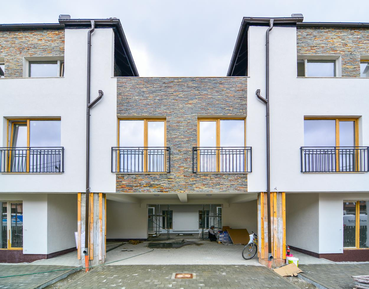 Ansamblul Rezidential SMART VILLAS Imobiliare Sibiu