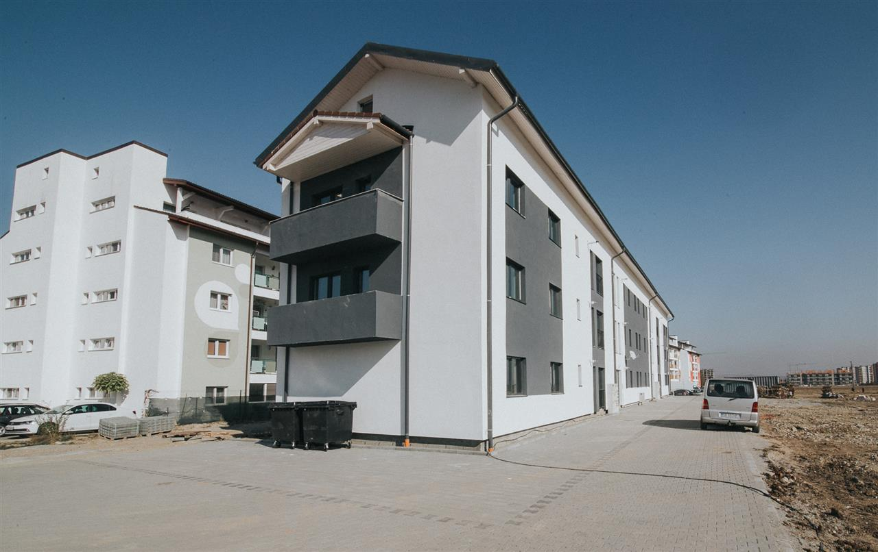 Wohnkomplex Lumia - Calea Cisnadiei - SIBIU IMMOBILIEN