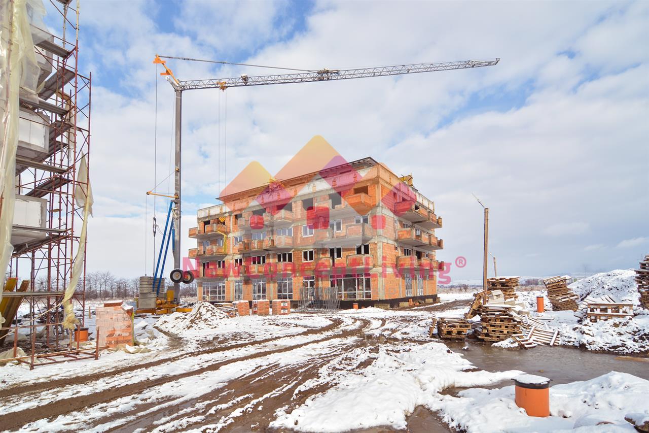 Ansamblul Rezidential de blocuri  - Imobiliare Sibiu