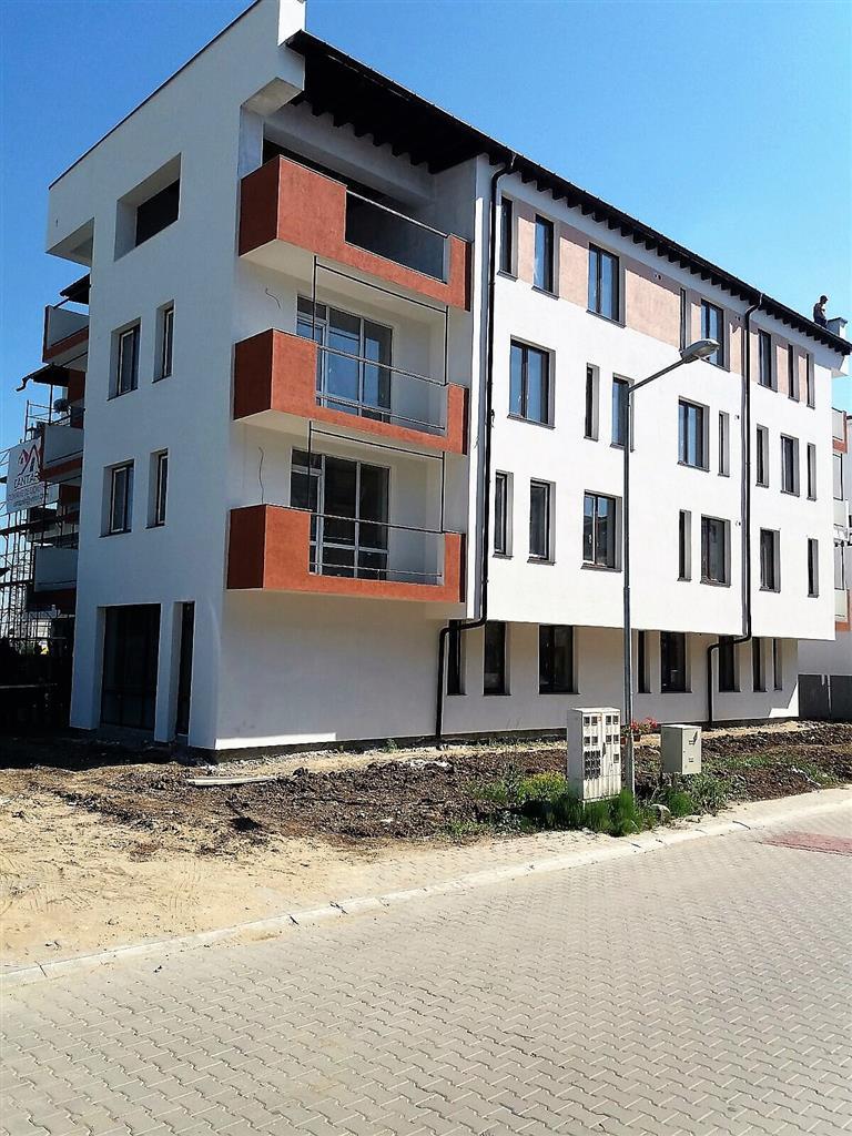 Ansamblul rezidential Sibiu - WBE II