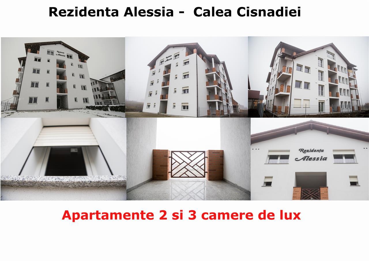 Ansamblul Rezidential Alessia -IMOBILIARE SIBIU
