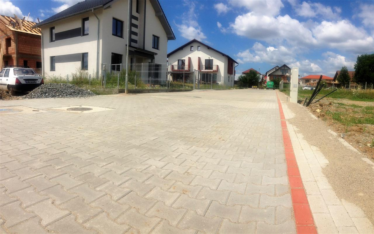 Ansamblul rezidential de Case NCL-Calea Cisnadiei