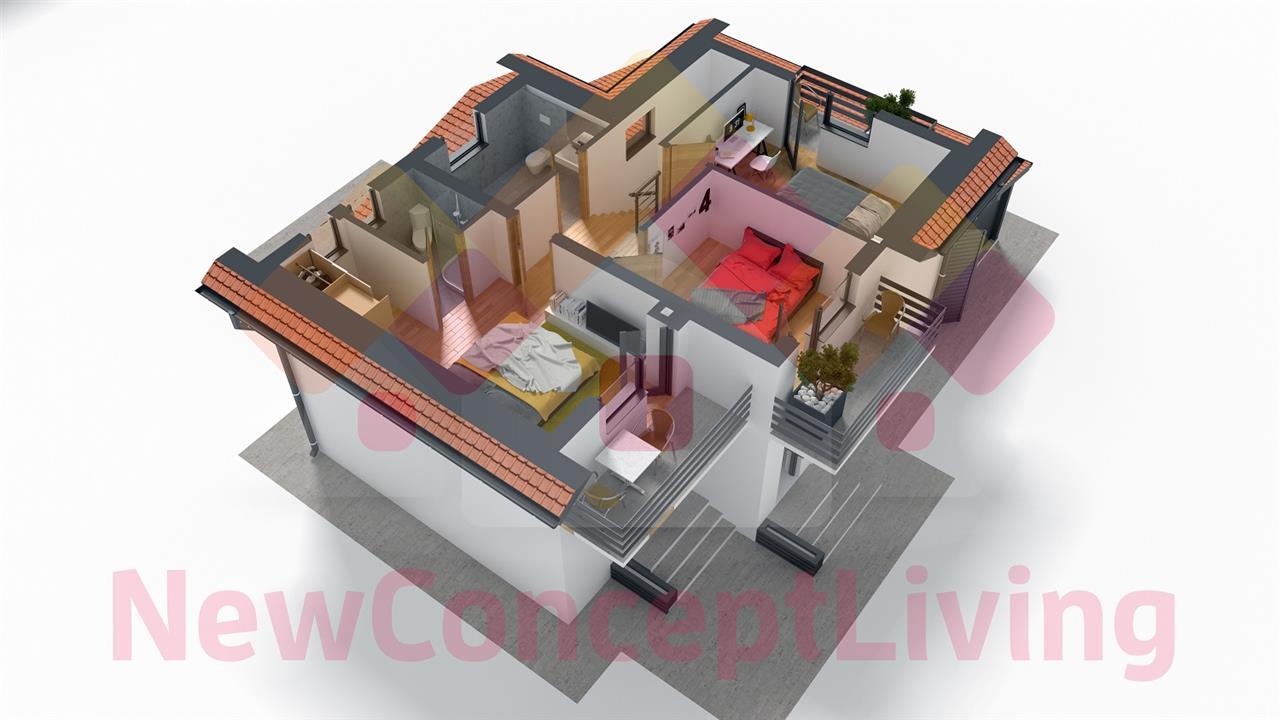Ansamblul Rezidential de Case - Rezidential VEST