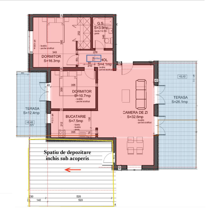 Upper Class Residential Complex - Ciresica -IMIBILIARE SIBIU