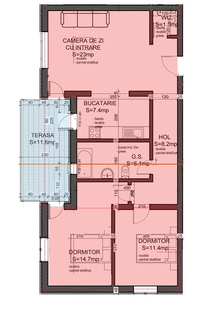 Ansamblul Rezidential Upper Class - Ciresica -IMOBILIARE SIBIU