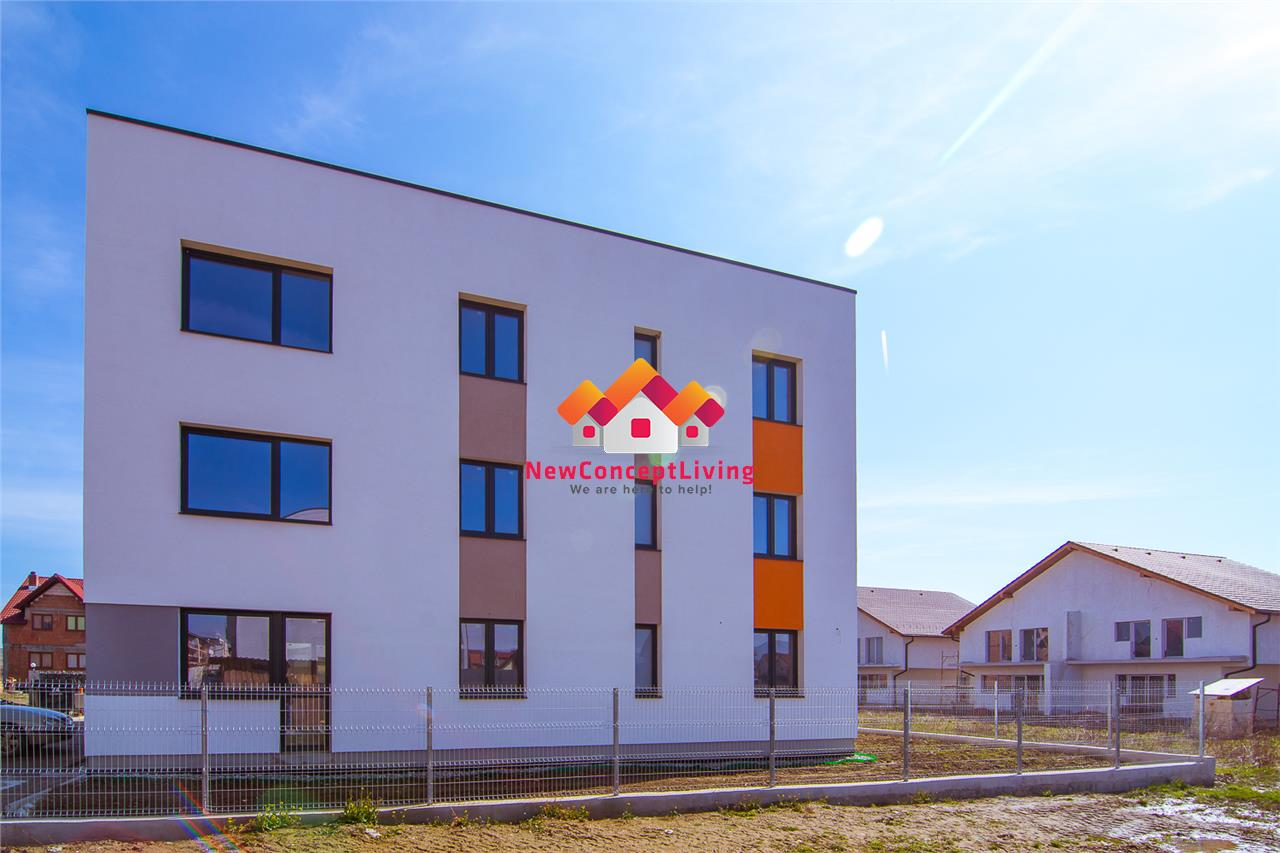 Triumph Residential Complex - SIBIU REAL ESTATE