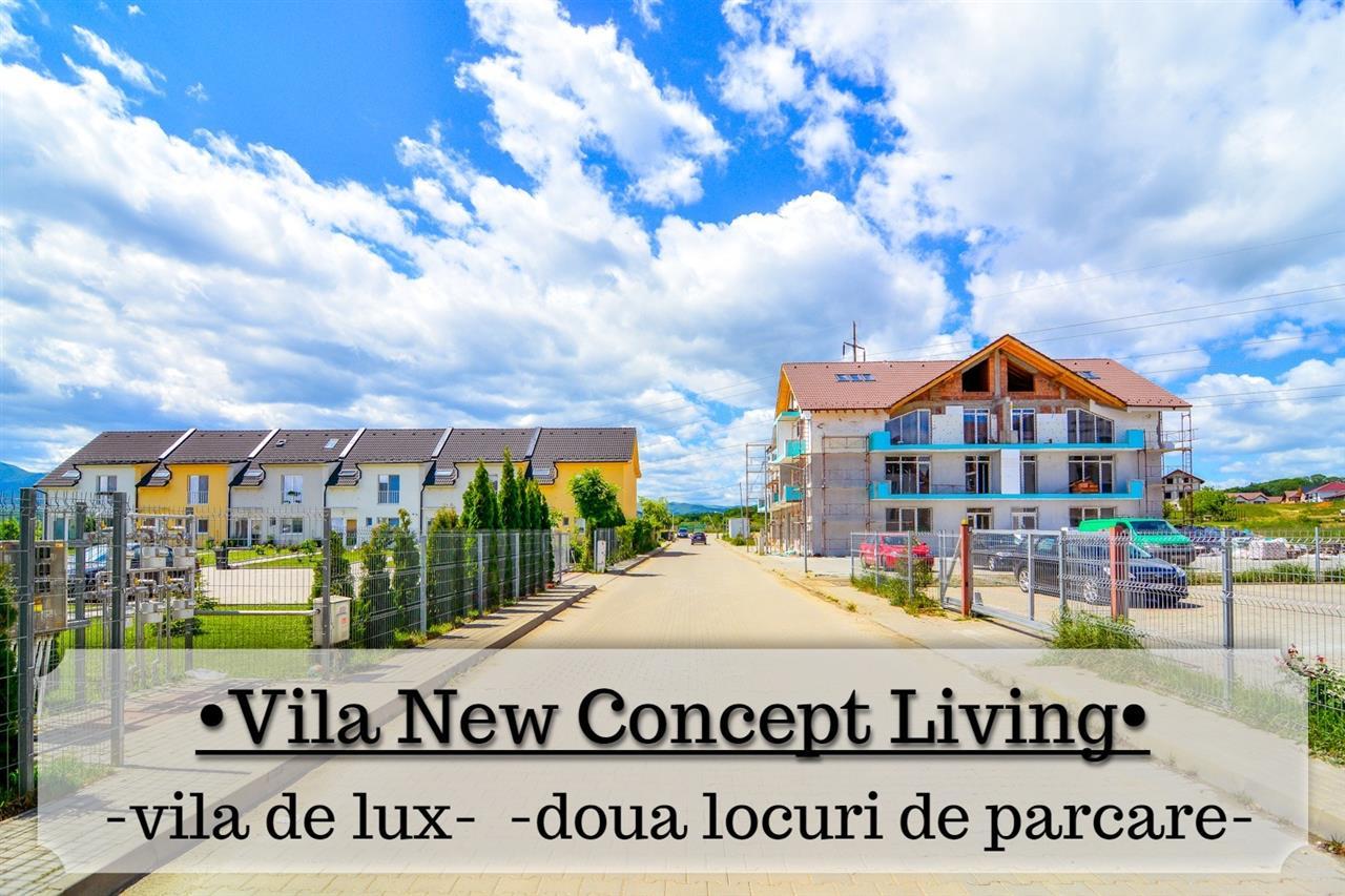 Vila New Concept Living -IMOBILIARE SIBIU