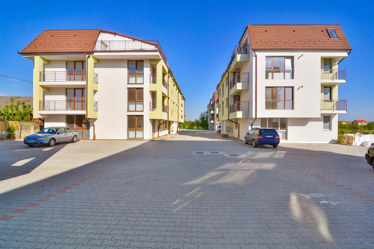 LAKE RESIDENCE Wohnviertel - Sibiu Immobilien