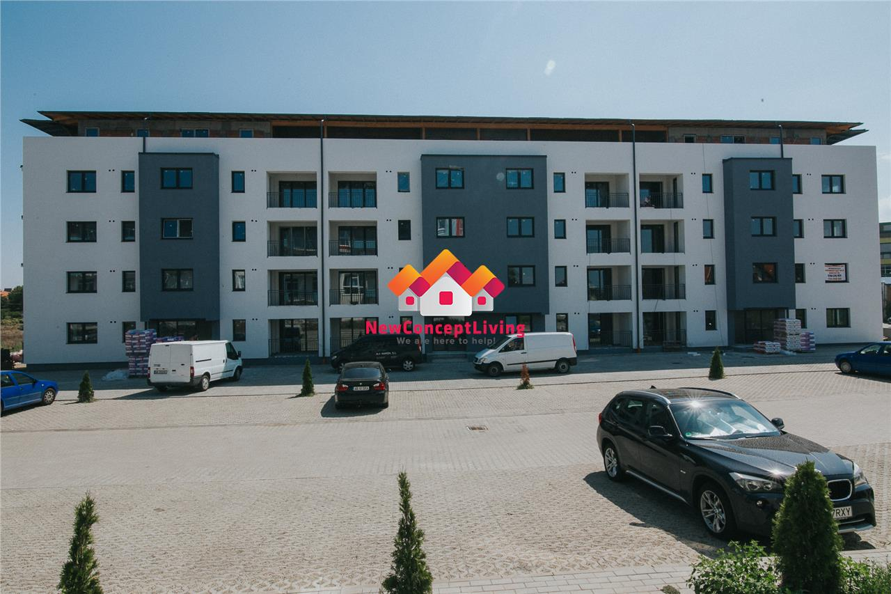 INSIBIO residential complex - central Sibiu - SIBIU REAL ESTATE