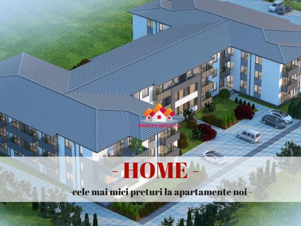Ansamblul rezidential HOME- Imobiliare Sibiu