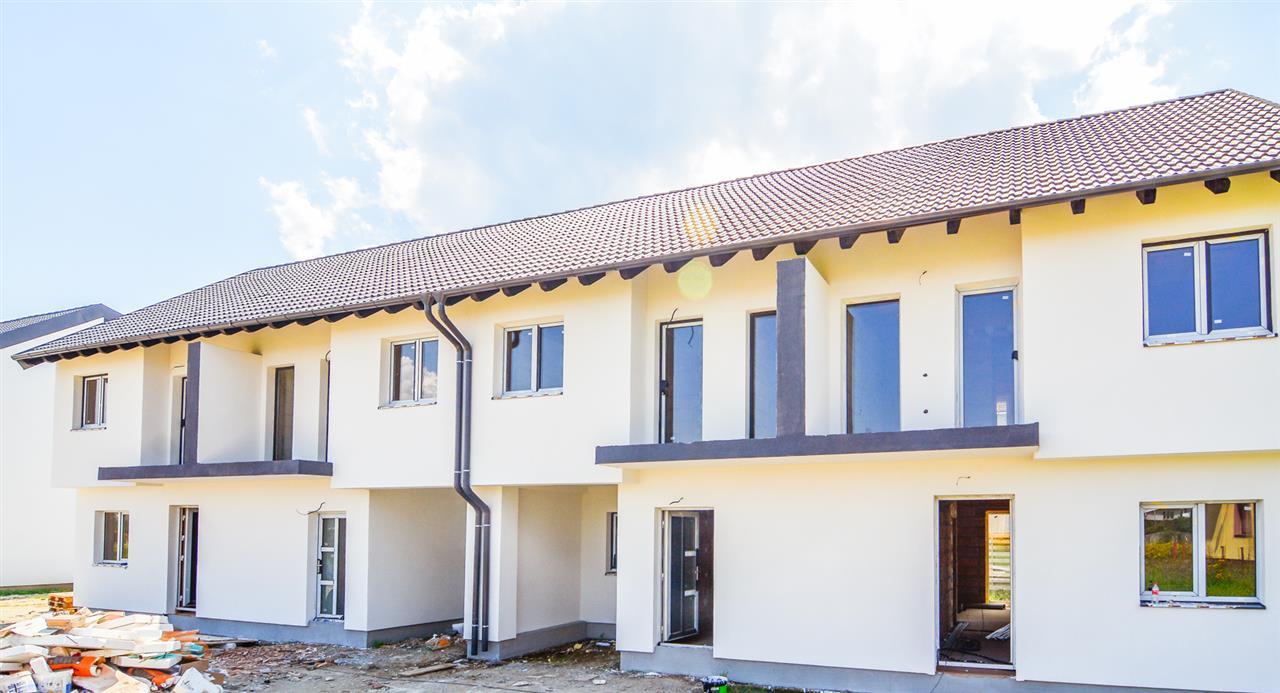 Ansamblul rezidential Nova- case insiruite- Selimbar