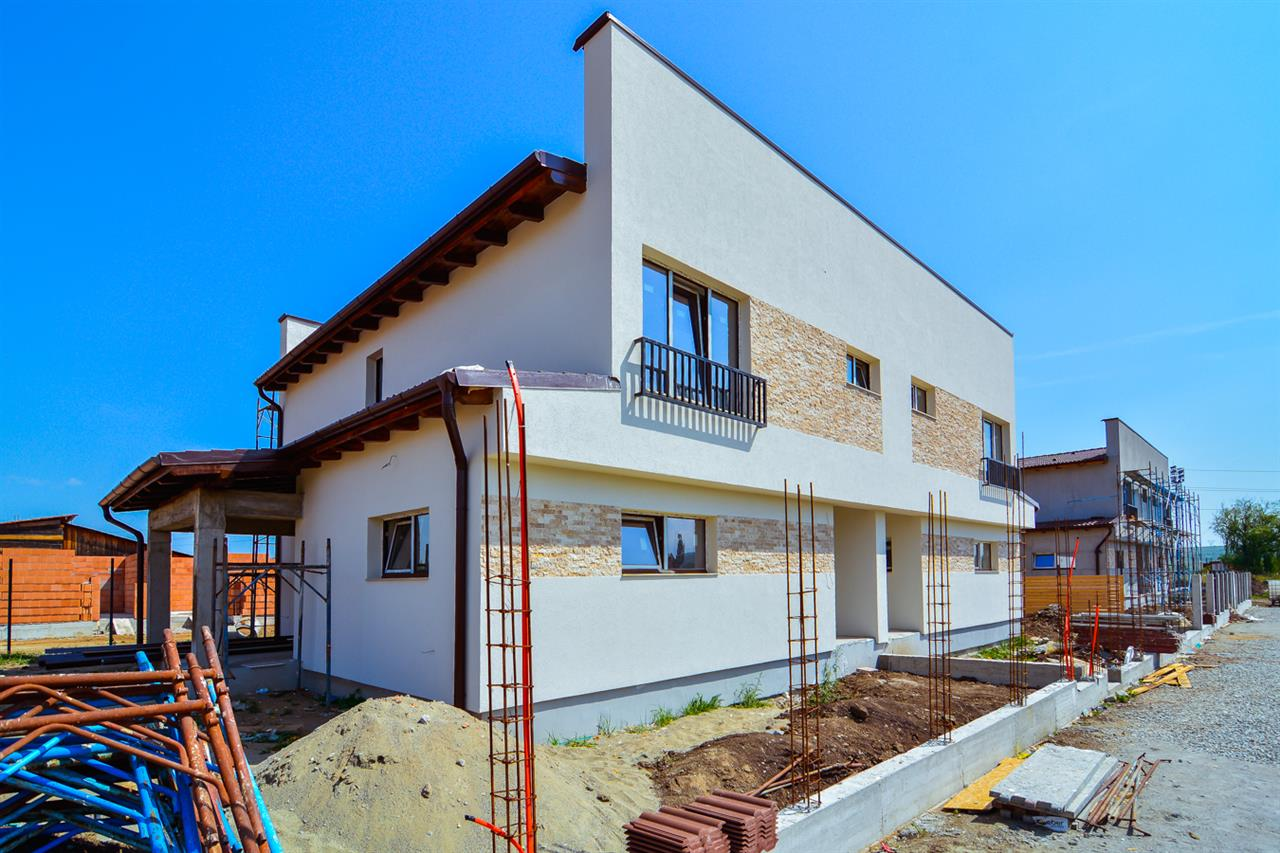 The residential complex - LUXOR - SIBIU REAL ESTATE