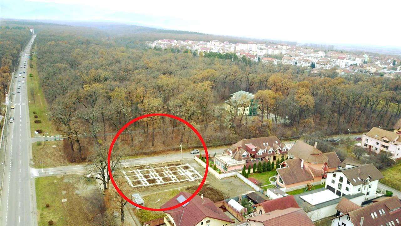 Ansamblul Rezidential Green Diamond - zona Cl Dumbravii, liziera padurii - Imobiliare Sibiu
