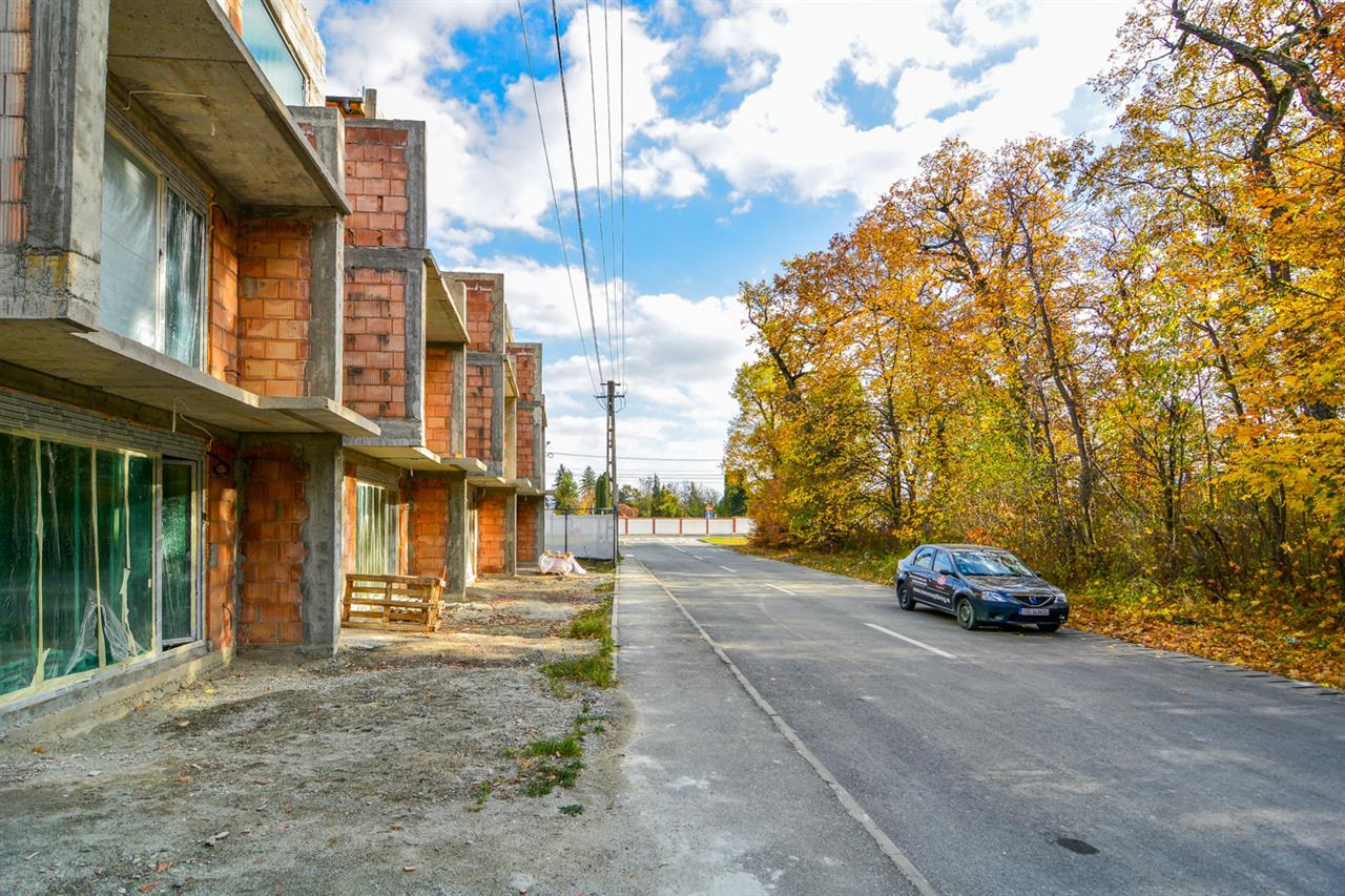 Green Diamond Residence - zona Calea Dumbravii, liziera padurii - Imobiliare Sibiu