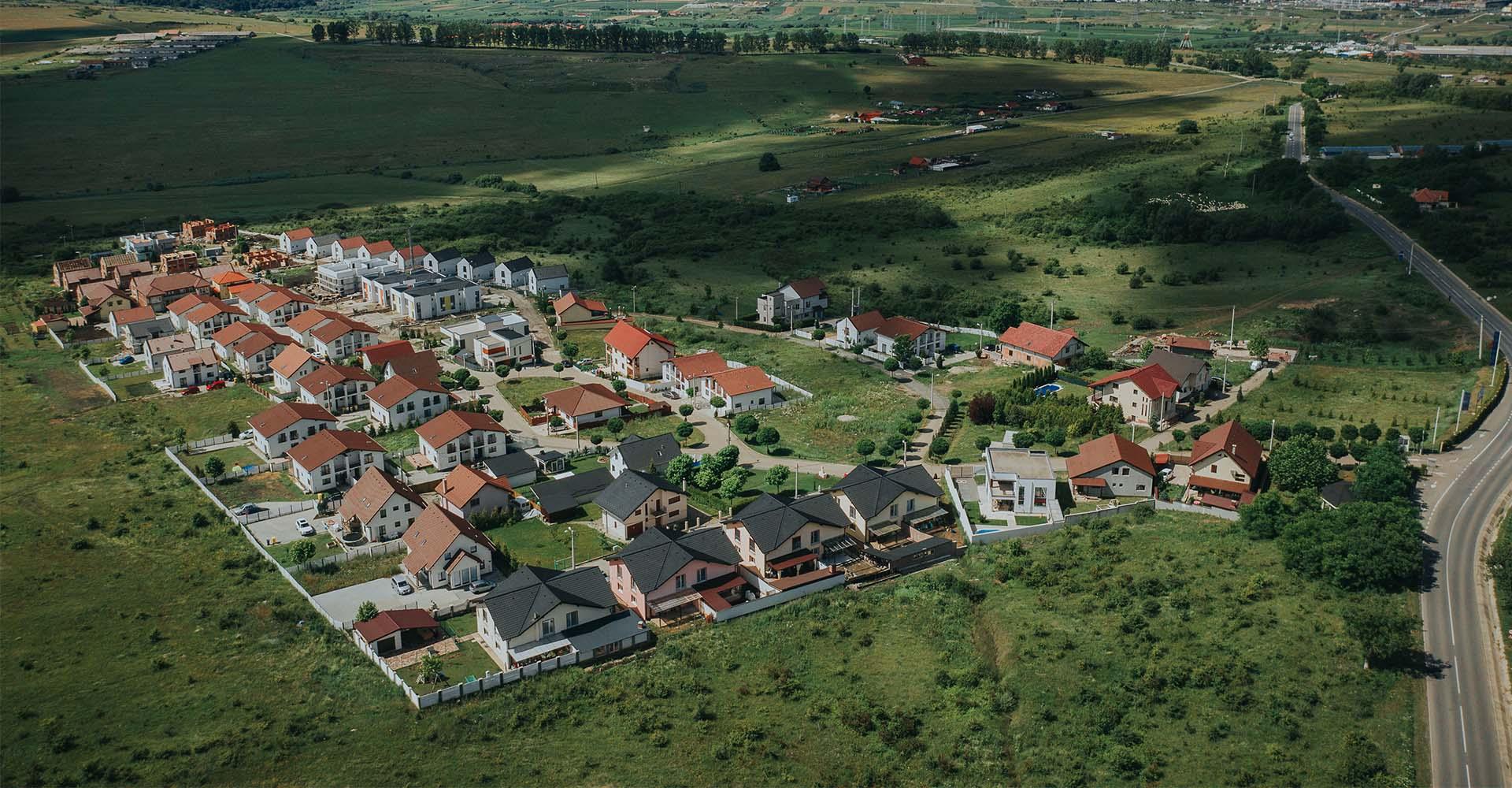 Bavaria Residential Park (über 100 Häuser)
