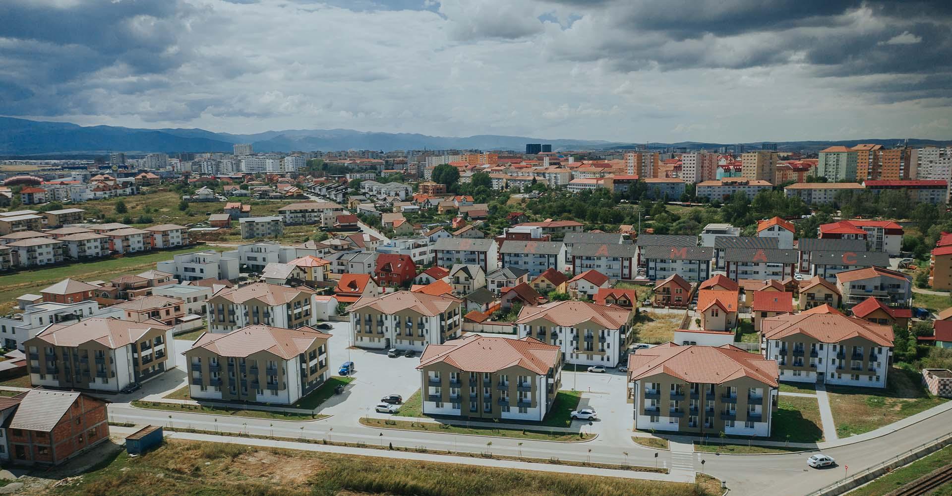 EBS Residence, Selimbar (168 Wohnungen)
