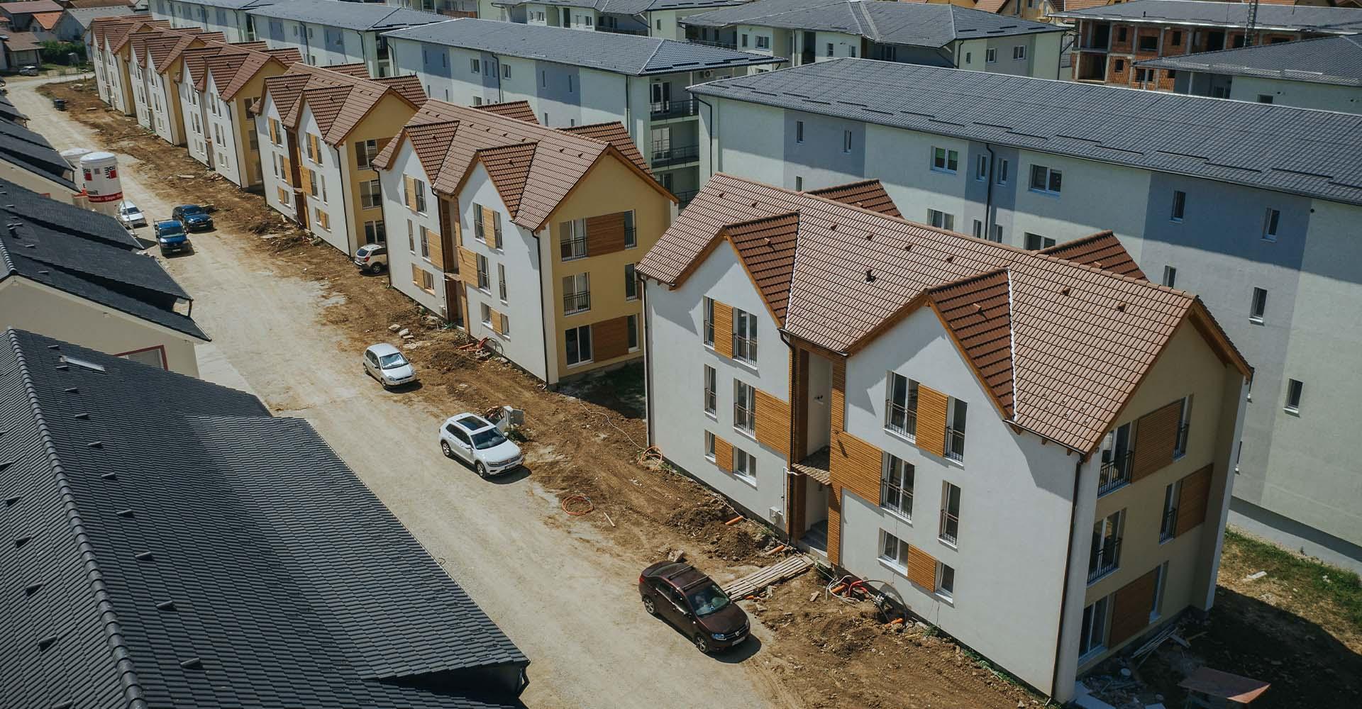 Konsta Residence, Selimbar (42 Wohnungen)