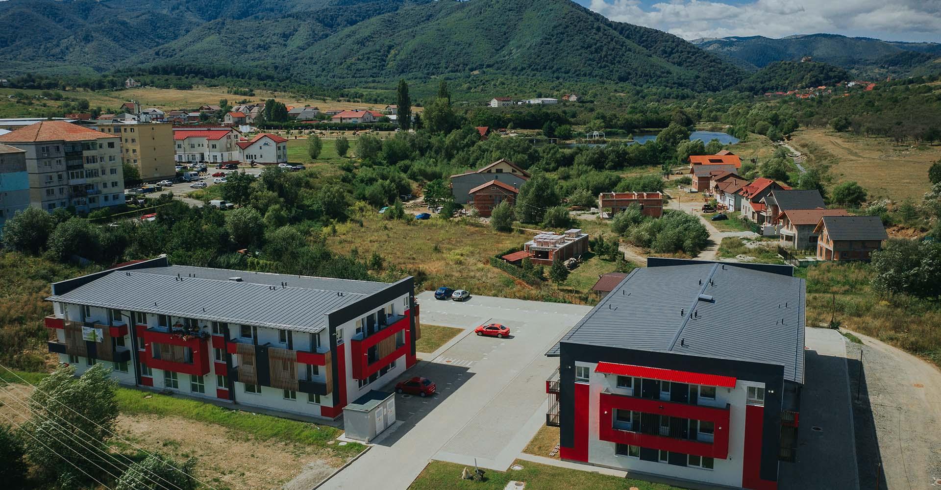 Park Residence, Cisnadie (60 Wohnungen)