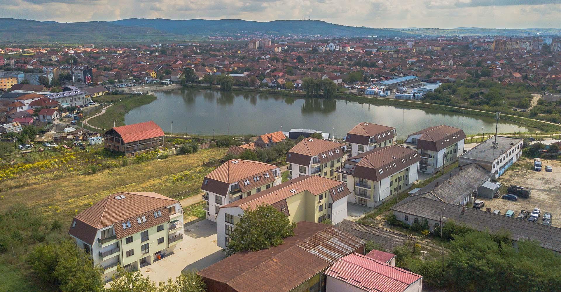 Lake Residence, Sibiu (72 Wohnungen)