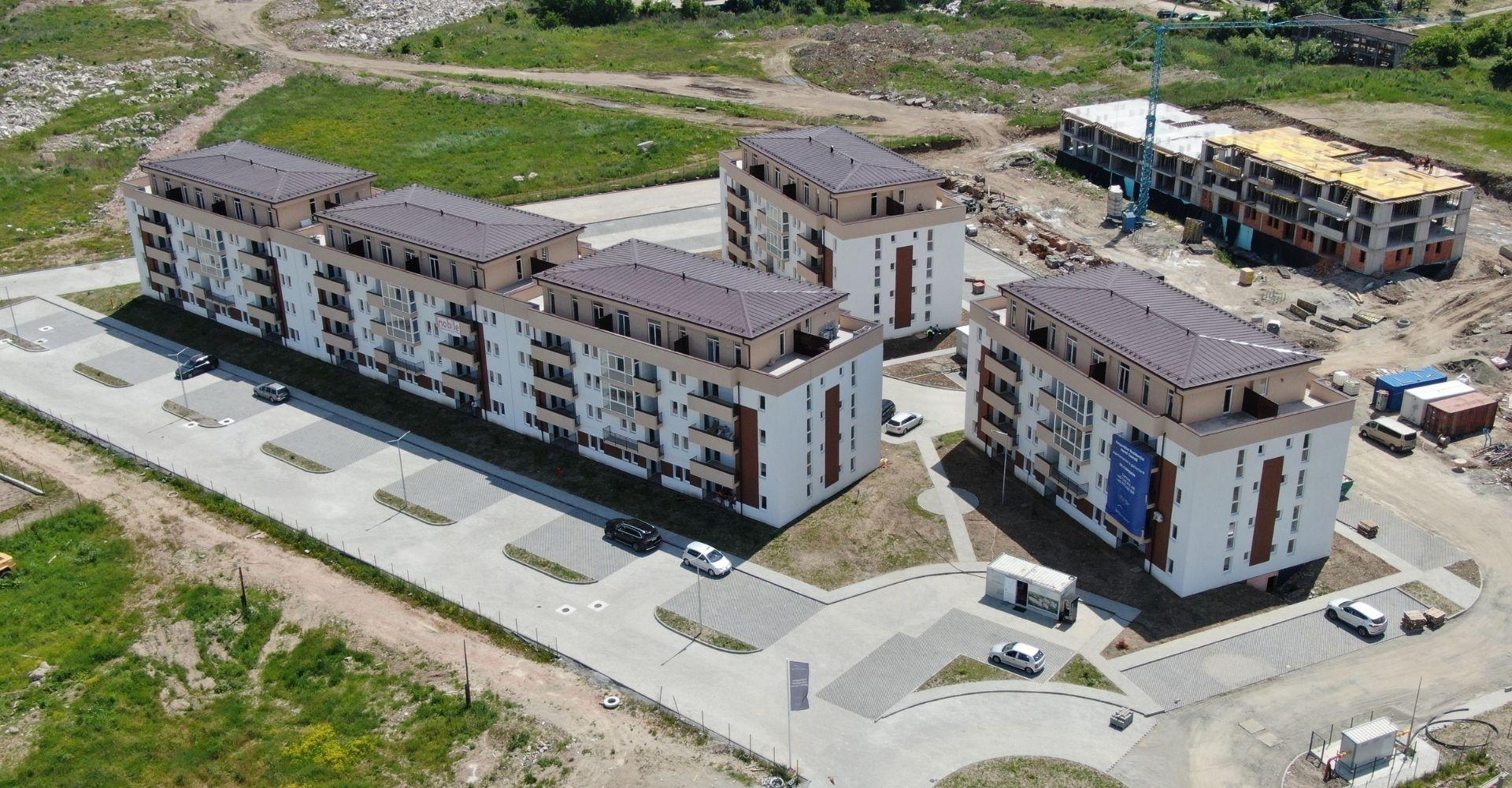 Henri Coanda, Sibiu (480 Wohnungen)
