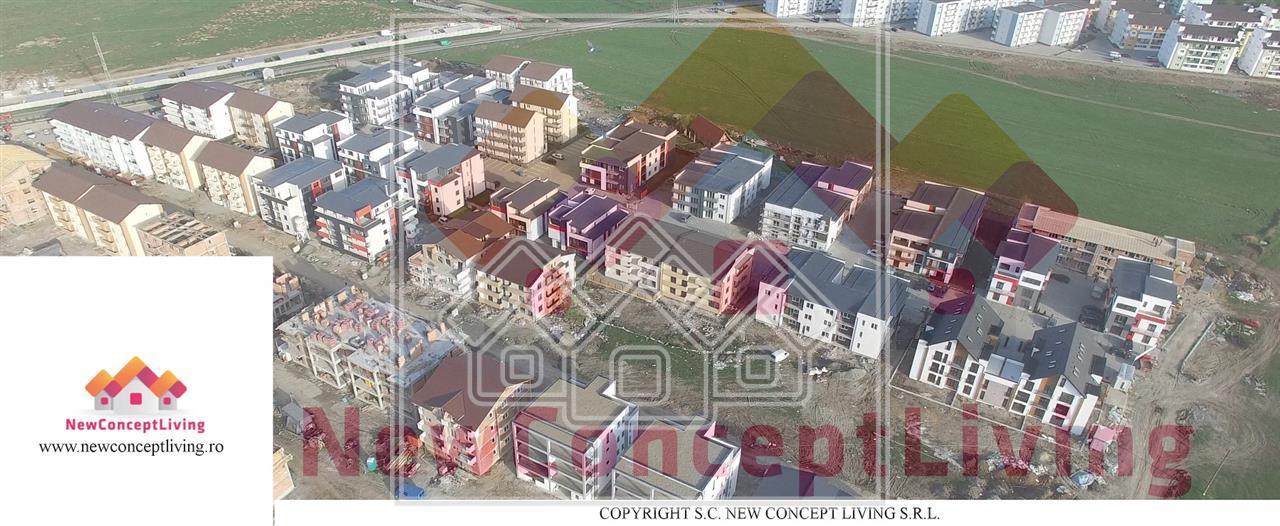 Ansamblul Rezidential Hermannstadt III - Apartamente noi de vanzare in Sibiu - Imobiliare Sibiu