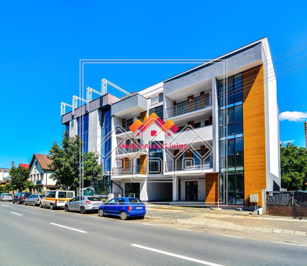 Ansamblul Rezidential Dumbravii Residence - IMOBILIARE SIBIU