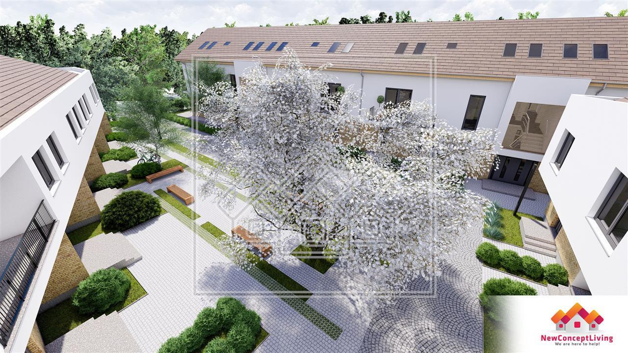 Wohnkomplex in der Villa Calea Cisnadiei