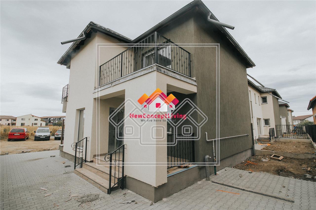 Ansamblul Rezidential Impact House - case tip Triplex Selimbar - IMOBILIARE SIBIU