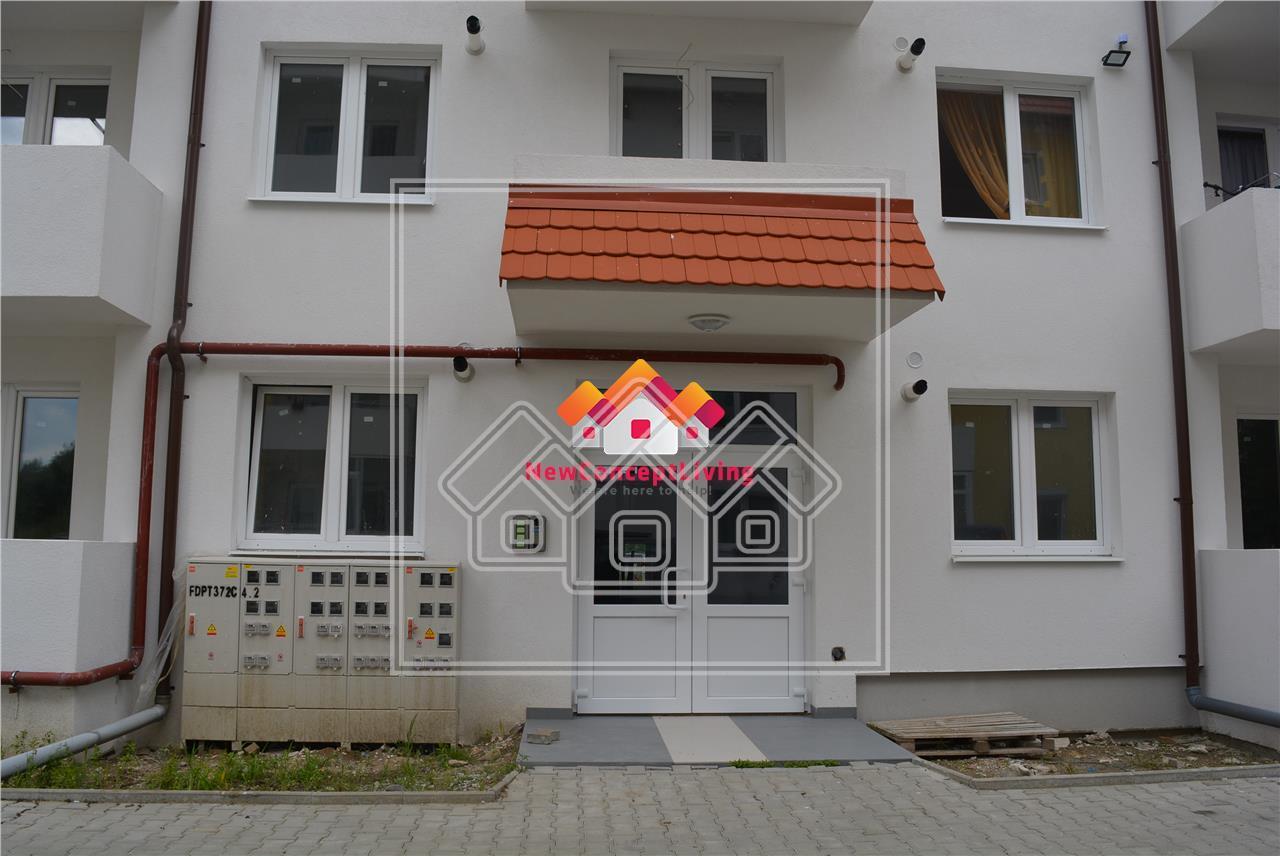 Ansamblul Rezidential Rahovei II Imobiliare Sibiu