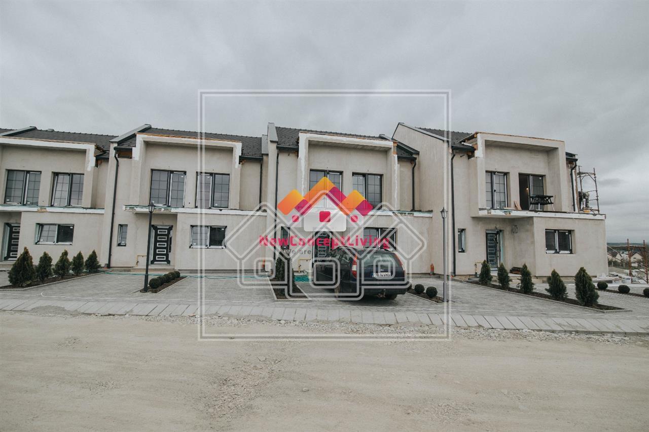 Das von Best House - Imobiliare Sibiu gebaute Hausensemble