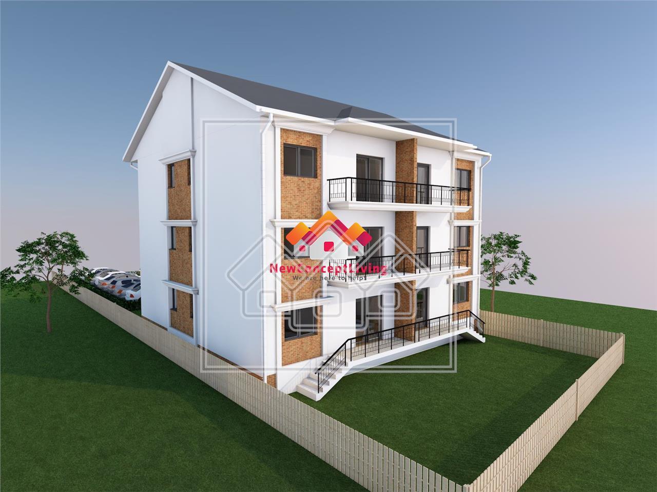 Ansamblul Rezidential Central Residence Selimbar - Imobiliare Sibiu
