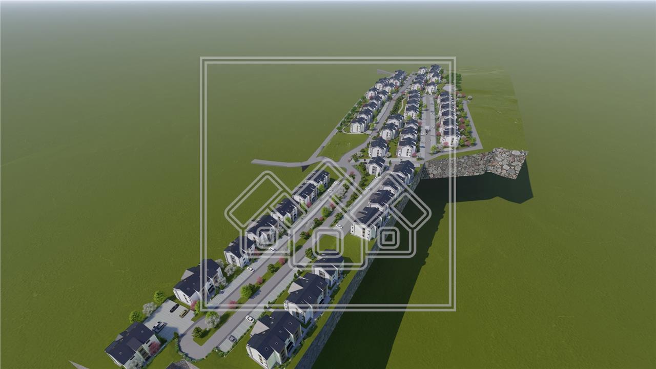 Ansamblul rezidențial DaVinci Homes - Imobiliare Sibiu