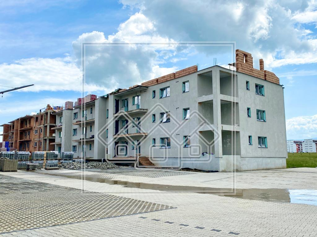Ansamblul Rezidential Alpha Ville III - Imobiliare Sibiu
